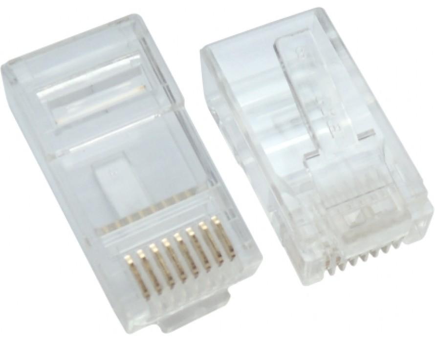 Modular Plug RJ45 8P8C