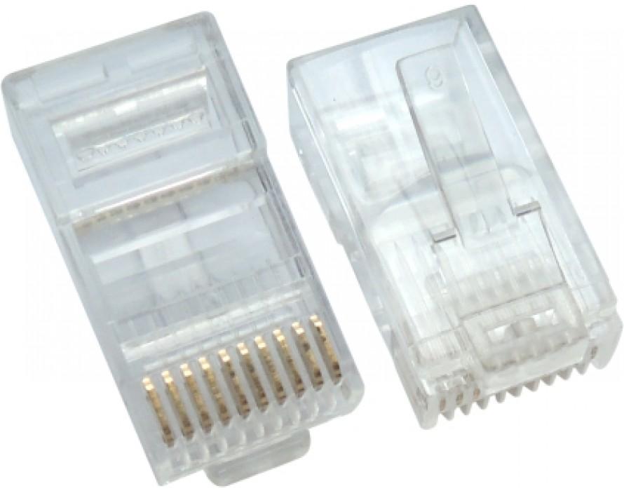 Modular Plug RJ48 10P10C