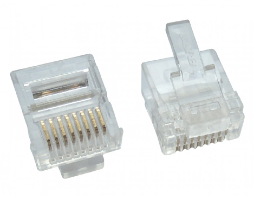 Modular Plug short RJ45 8P8C