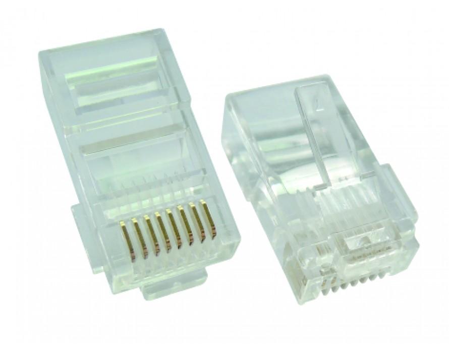 Modular Plug Keyed 8P8C