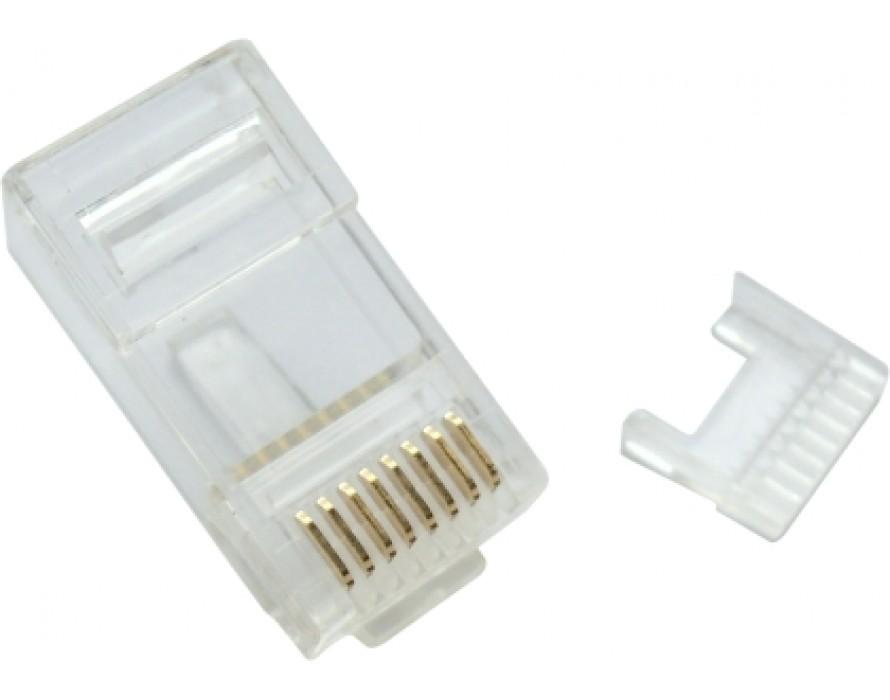 Modular Plug Cat6 Double Deck RJ45 Insert K