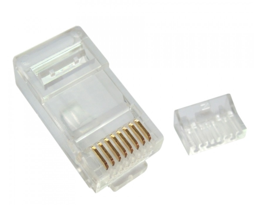 Modular Plug RJ45 8P8C Superior Cat5e