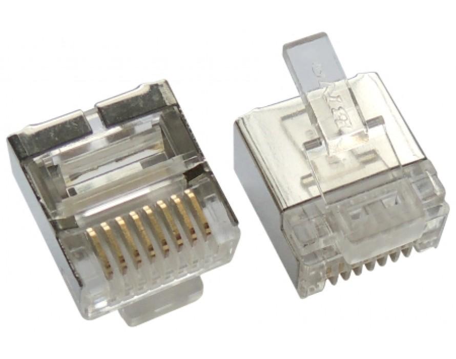 Modular Plug RJ45 8P8C short body shielded