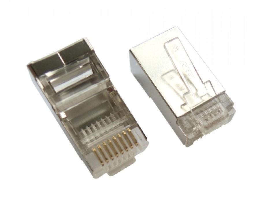 Modular Plug RJ45 8P8C Shielded