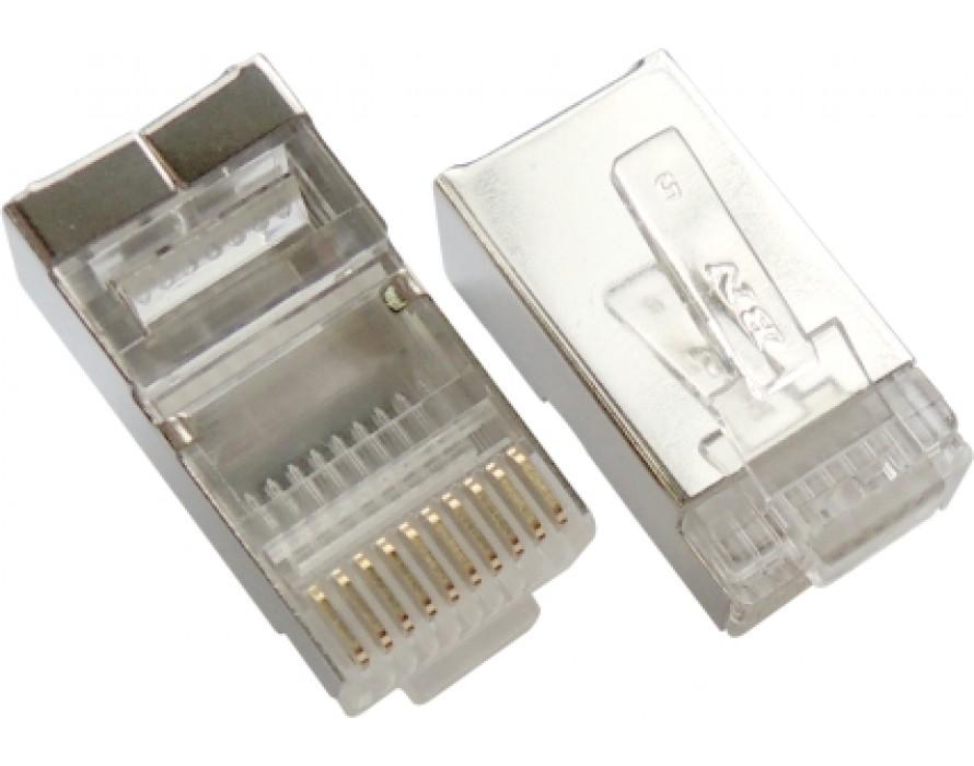 Modular Plug 10P10C Shielded