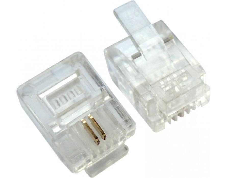 Modular Plug RJ11 6P2C