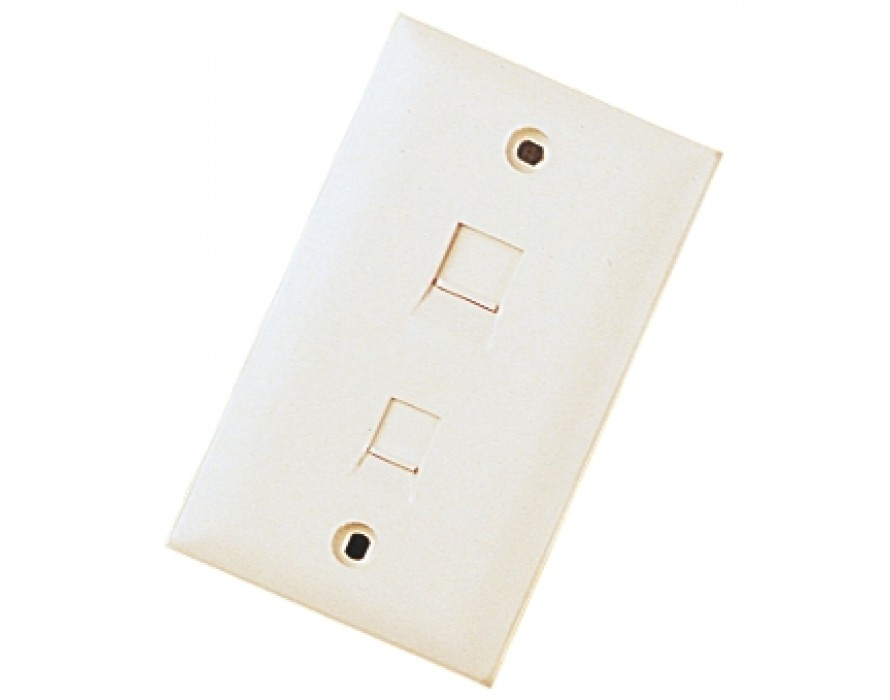 Voice+keystone Wall Plate 1217