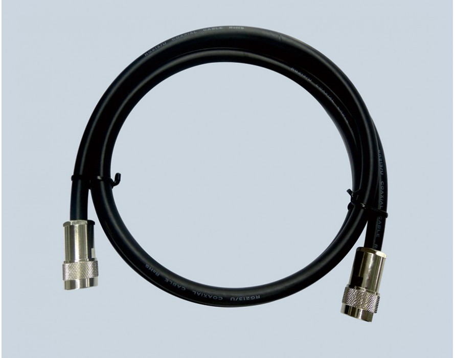 Coaxial Cable Assembly RG213 with U Type N M